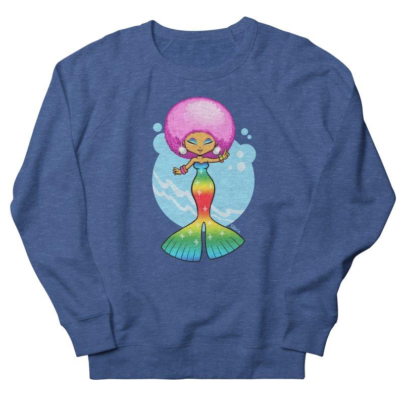 Deep Sea Diva Women's Sweatshirt by richierick's Artist Shop