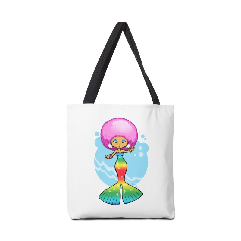 Deep Sea Diva Accessories Bag by richierick's Artist Shop