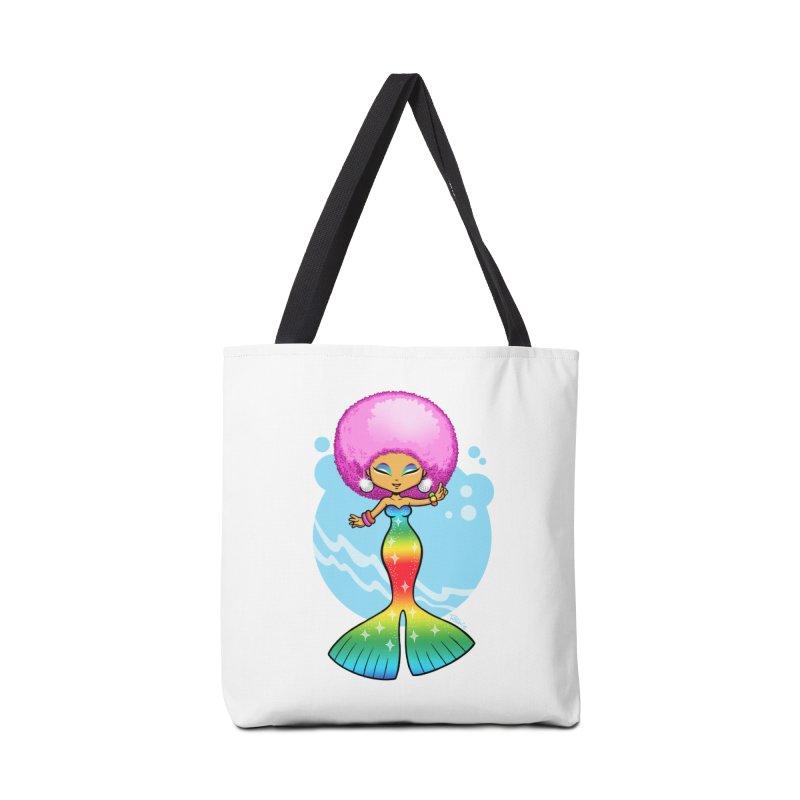 Deep Sea Diva Accessories Bag by richierick's Artist Shop