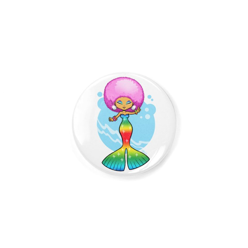 Deep Sea Diva Accessories Button by richierick's Artist Shop