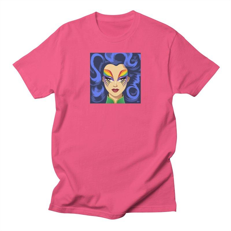 Iris Women's T-Shirt by richierick's Artist Shop