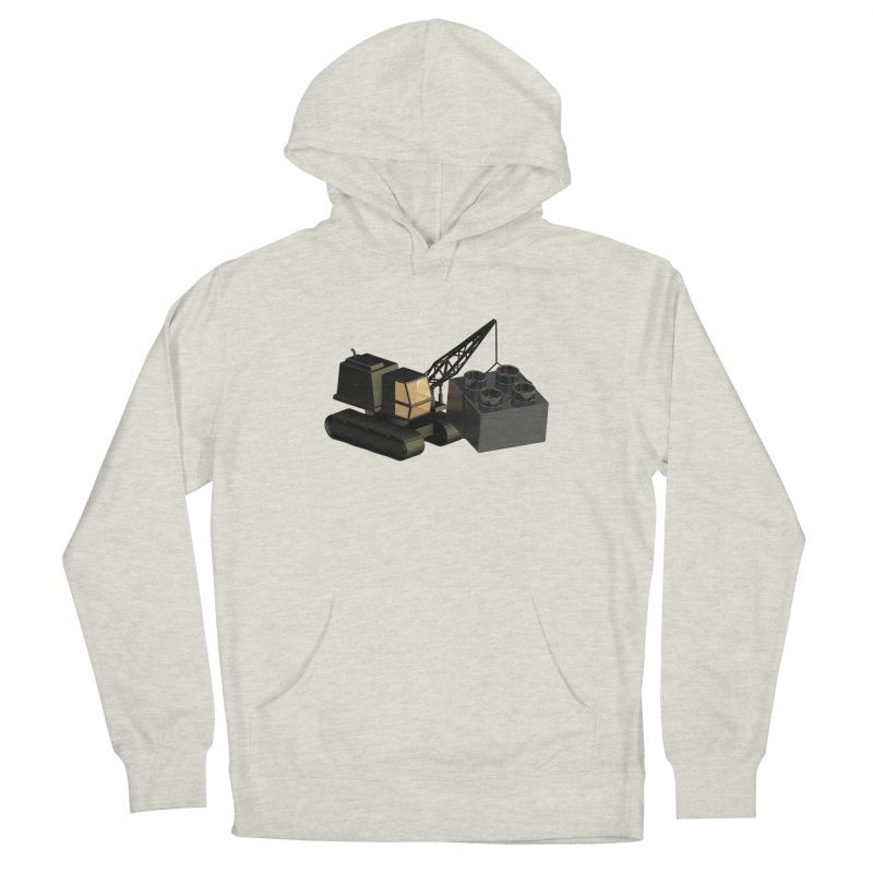 Lego Construction Men's Pullover Hoody by Rickard Arvius