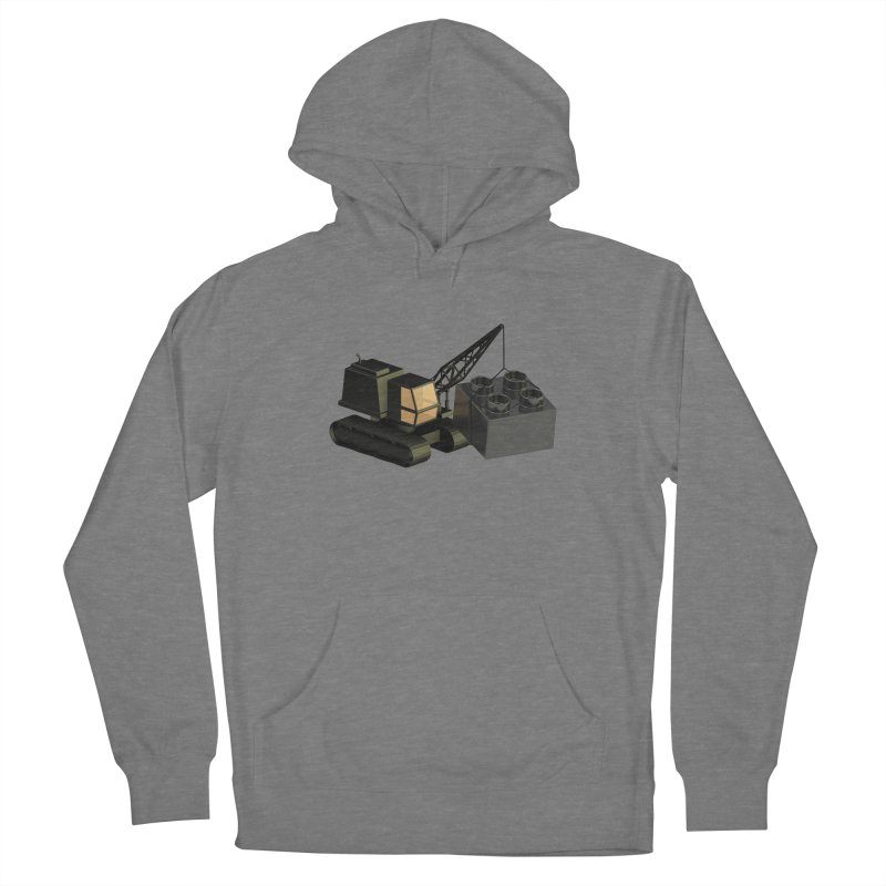 Lego Construction Women's Pullover Hoody by Rickard Arvius