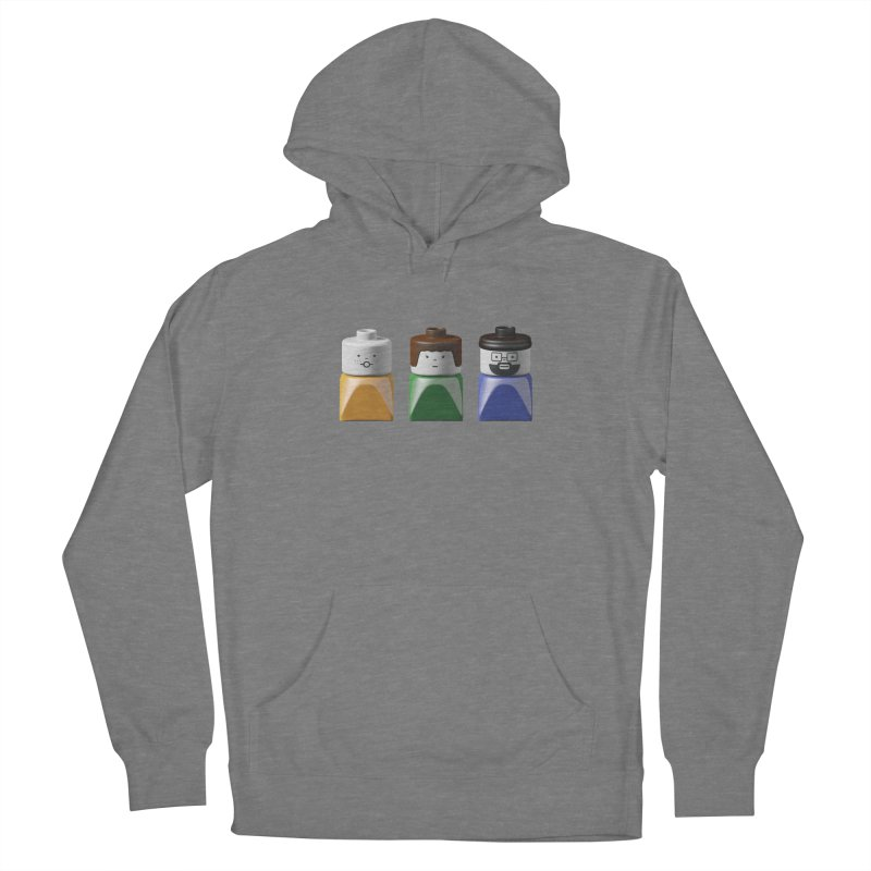 Duplo Family Women's Pullover Hoody by Rickard Arvius