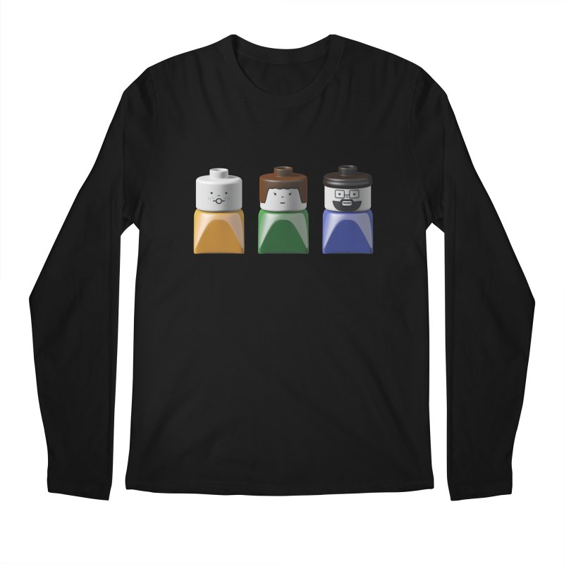 Duplo Family Men's Longsleeve T-Shirt by Rickard Arvius