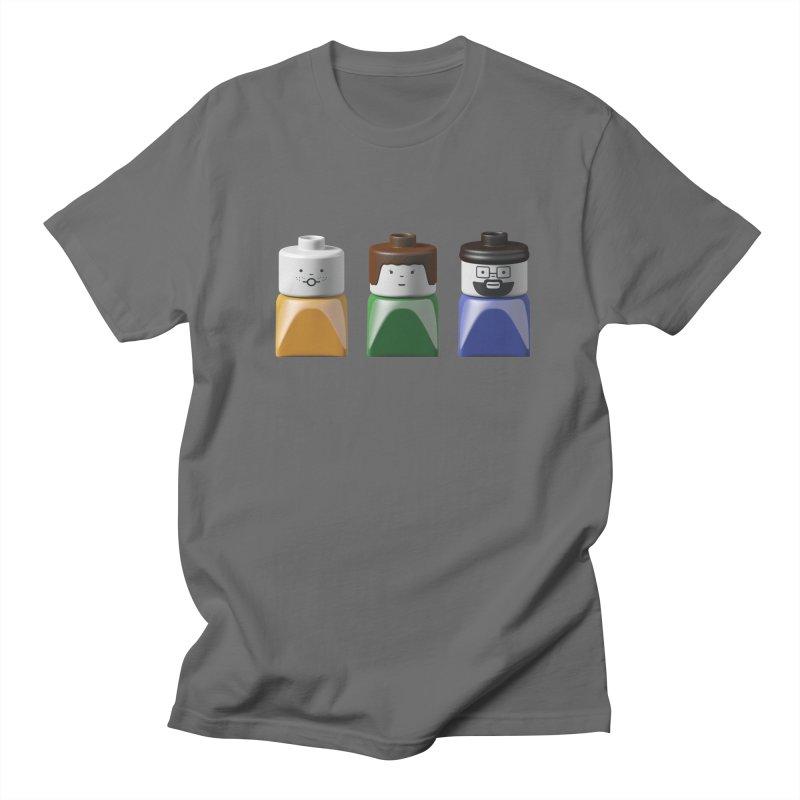 Duplo Family Men's T-Shirt by Rickard Arvius
