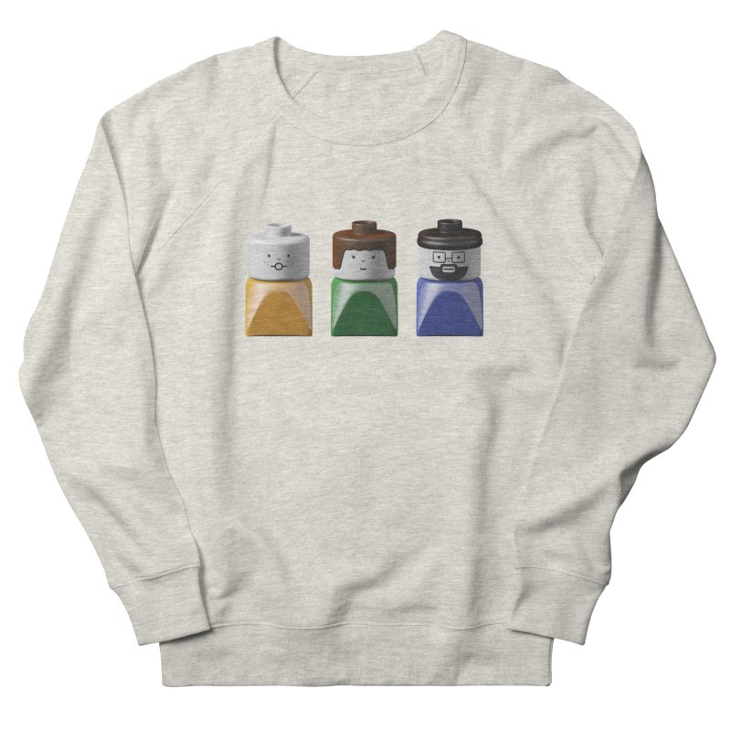 Duplo Family Women's Sweatshirt by Rickard Arvius