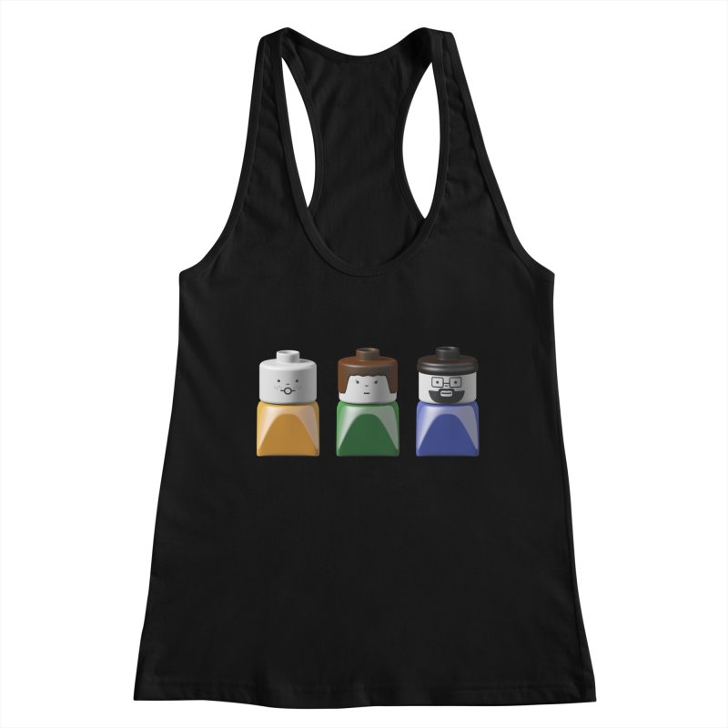 Duplo Family Women's Tank by Rickard Arvius