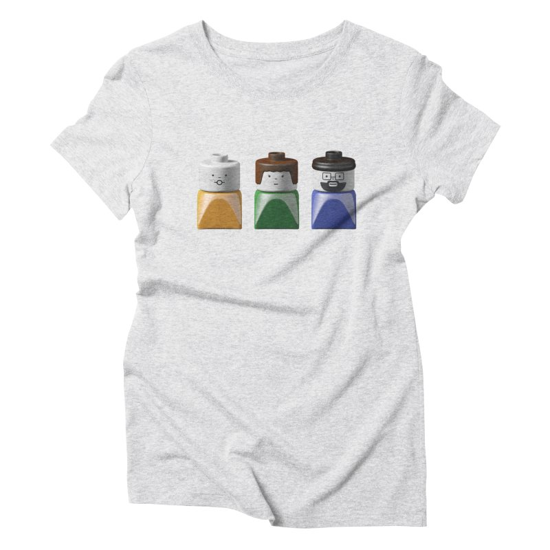 Duplo Family Women's T-Shirt by Rickard Arvius