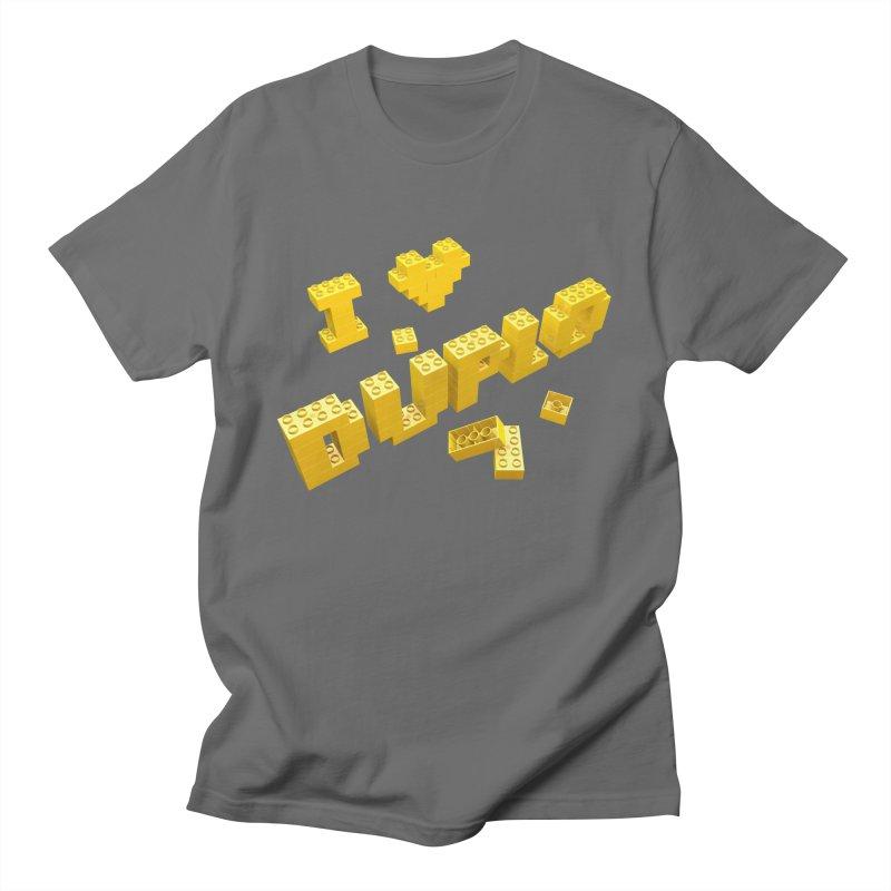 Duplo Love Men's T-Shirt by Rickard Arvius