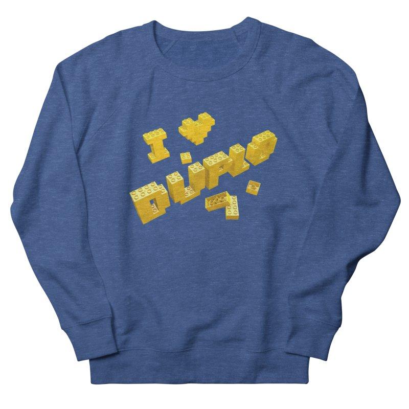 Duplo Love Men's Sweatshirt by Rickard Arvius