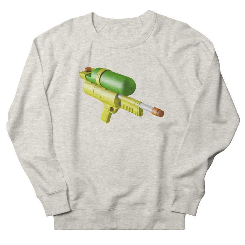 Water Gun Men's Sweatshirt by Rickard Arvius
