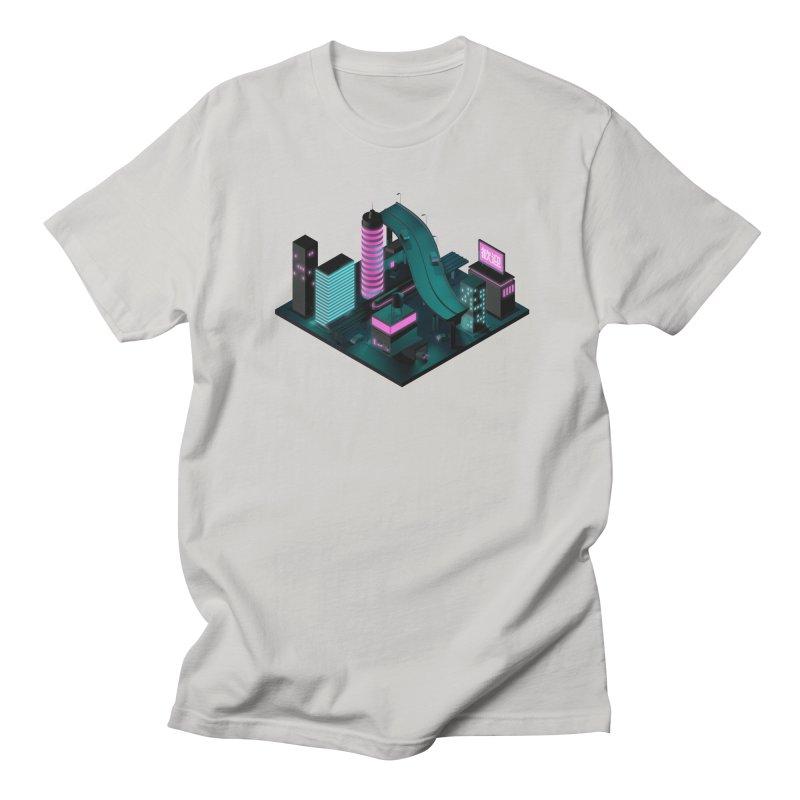 Nippon 2061 Men's Regular T-Shirt by Rickard Arvius
