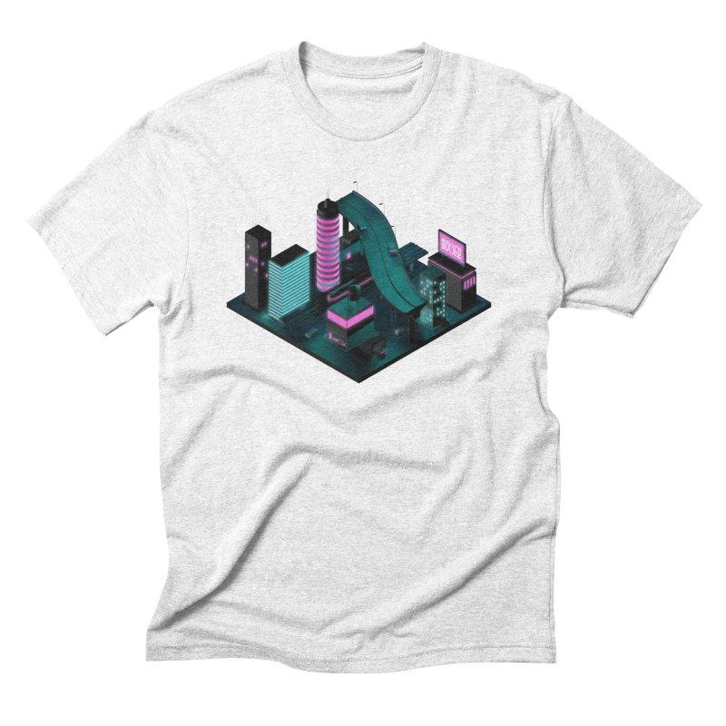 Nippon 2061 Men's Triblend T-shirt by Rickard Arvius