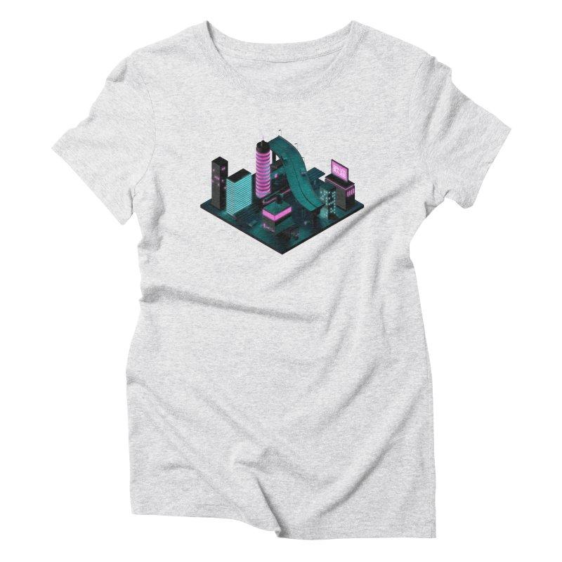 Nippon 2061 Women's T-Shirt by Rickard Arvius