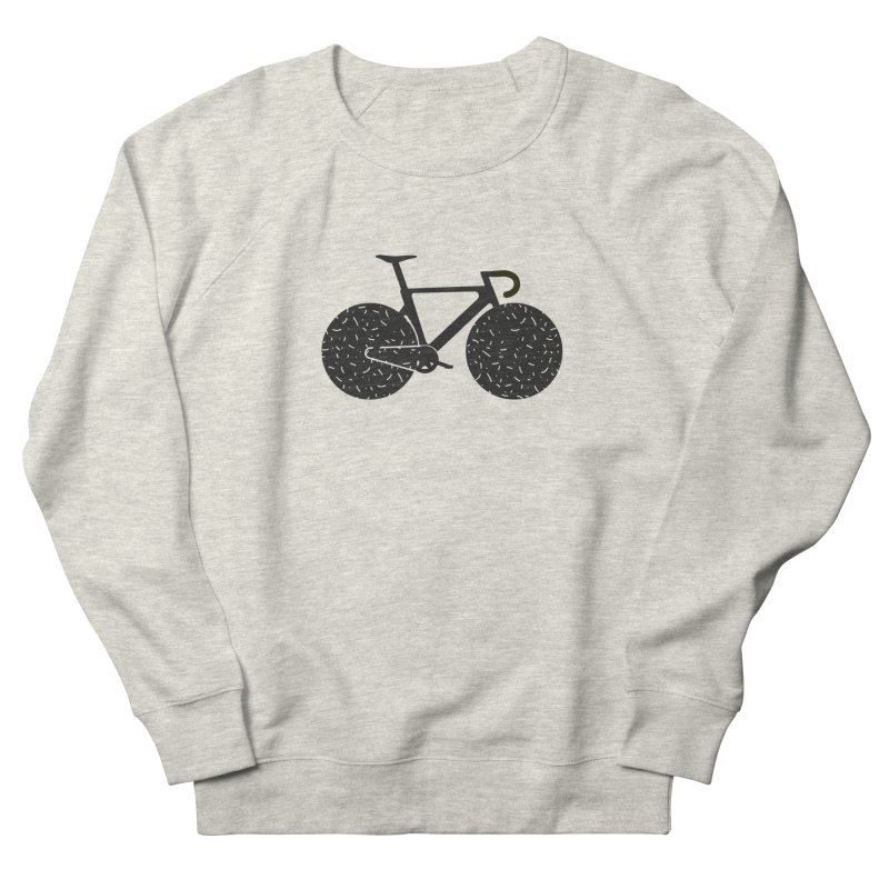 Track Bike Men's Sweatshirt by Rickard Arvius