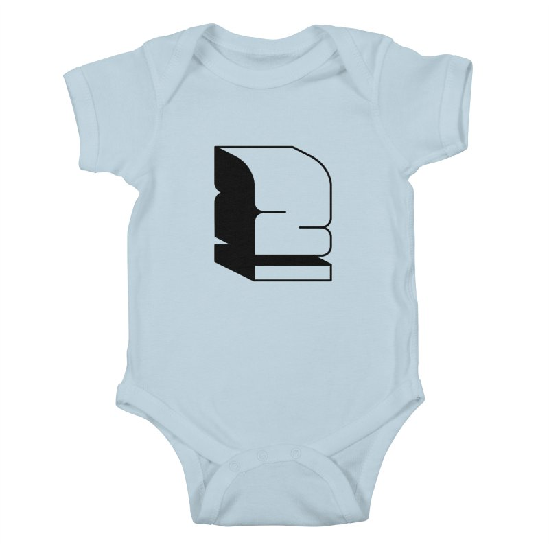 Duno Kids Baby Bodysuit by Rickard Arvius
