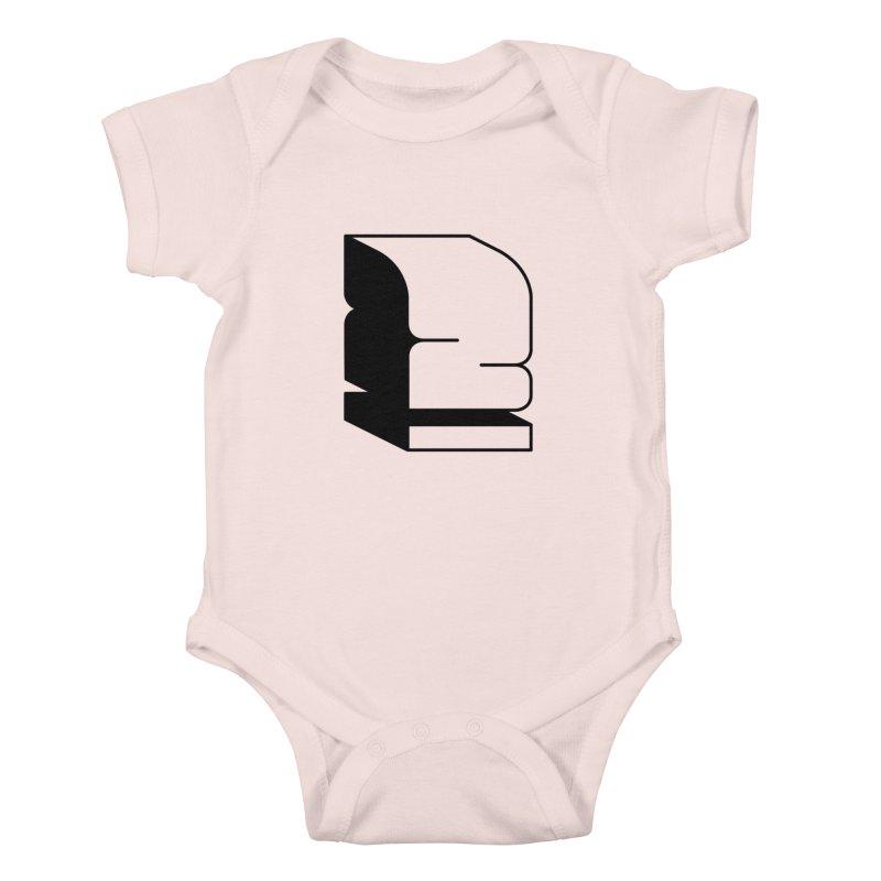 Duno Kids Baby Bodysuit by Rickard Arvius