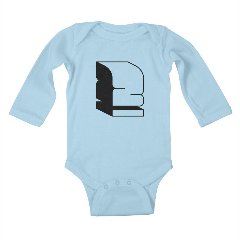 Duno Kids Baby Longsleeve Bodysuit by Rickard Arvius