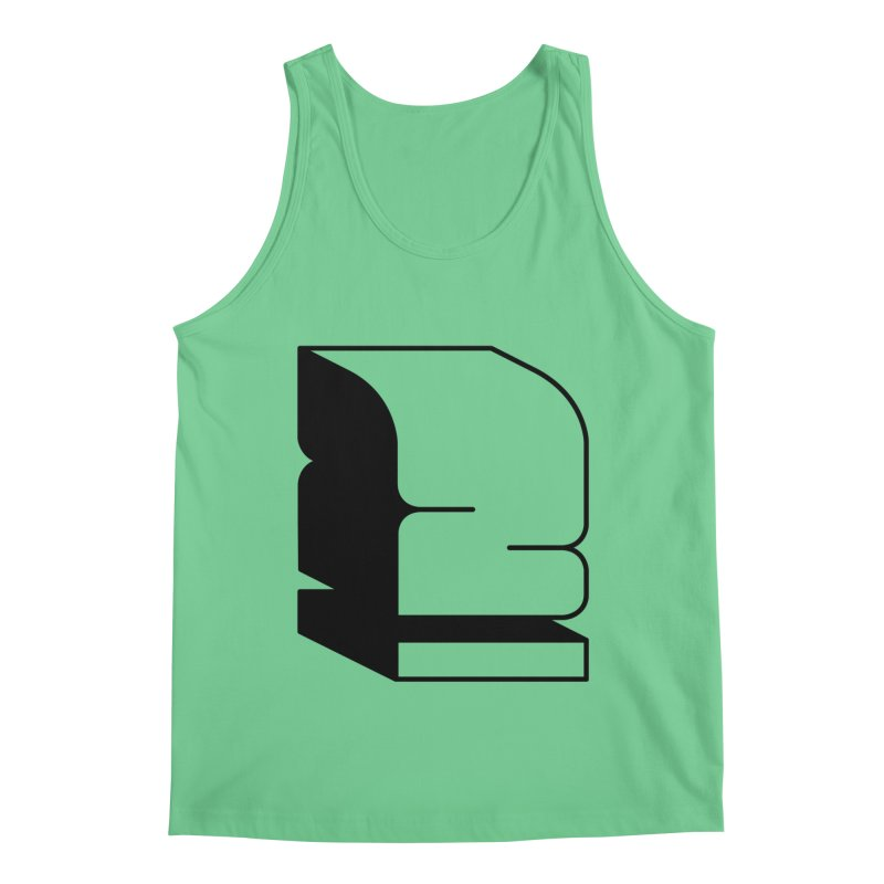 Duno Men's Tank by Rickard Arvius