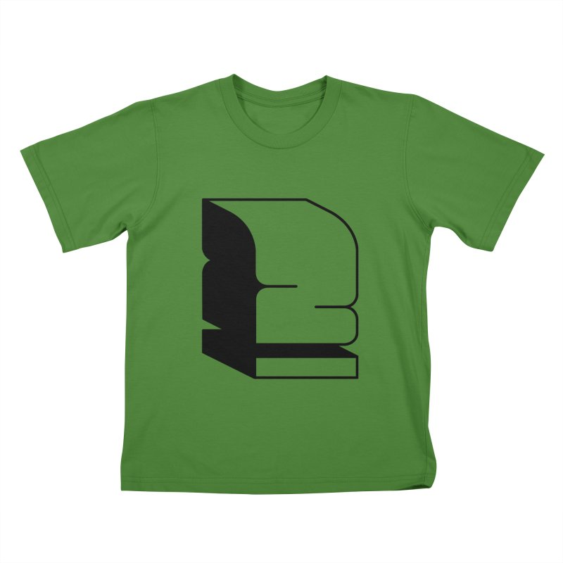 Duno Kids T-Shirt by Rickard Arvius