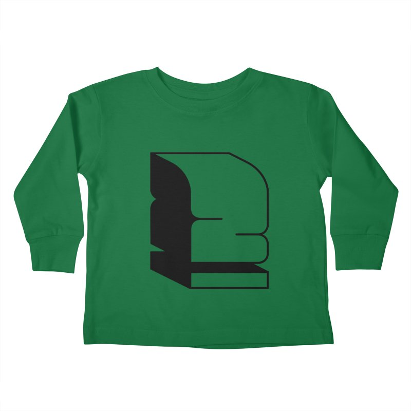 Duno Kids Toddler Longsleeve T-Shirt by Rickard Arvius
