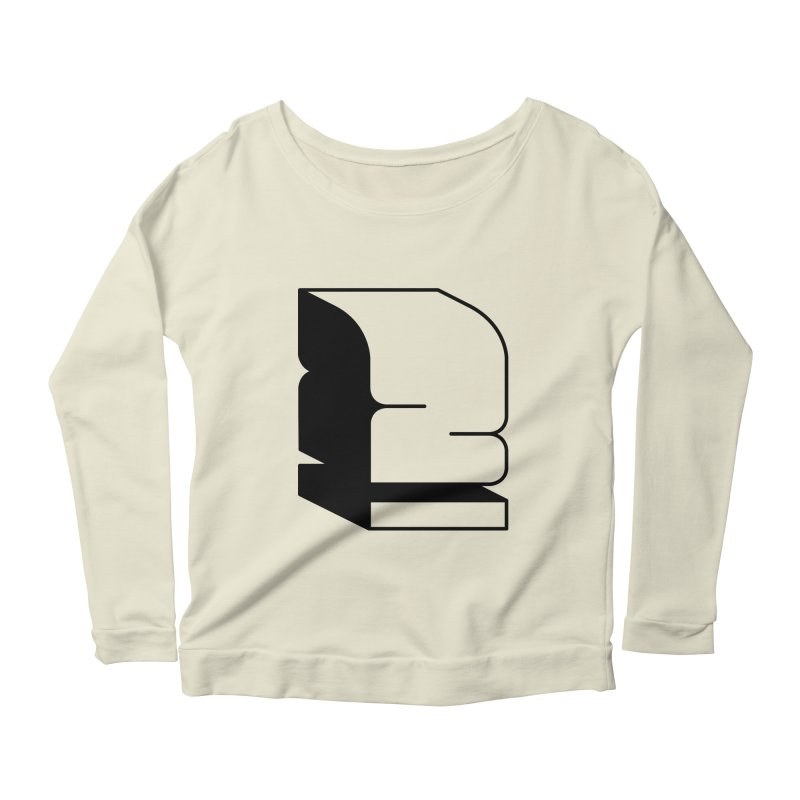 Duno Women's Scoop Neck Longsleeve T-Shirt by Rickard Arvius