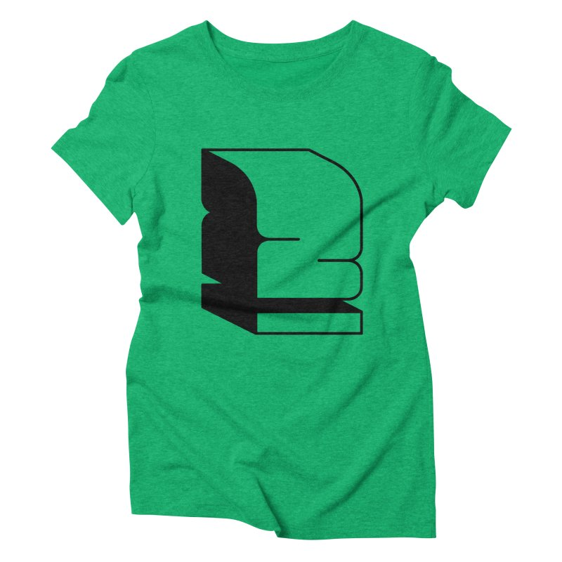 Duno Women's Triblend T-Shirt by Rickard Arvius