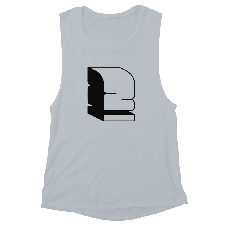 Duno Women's Muscle Tank by Rickard Arvius