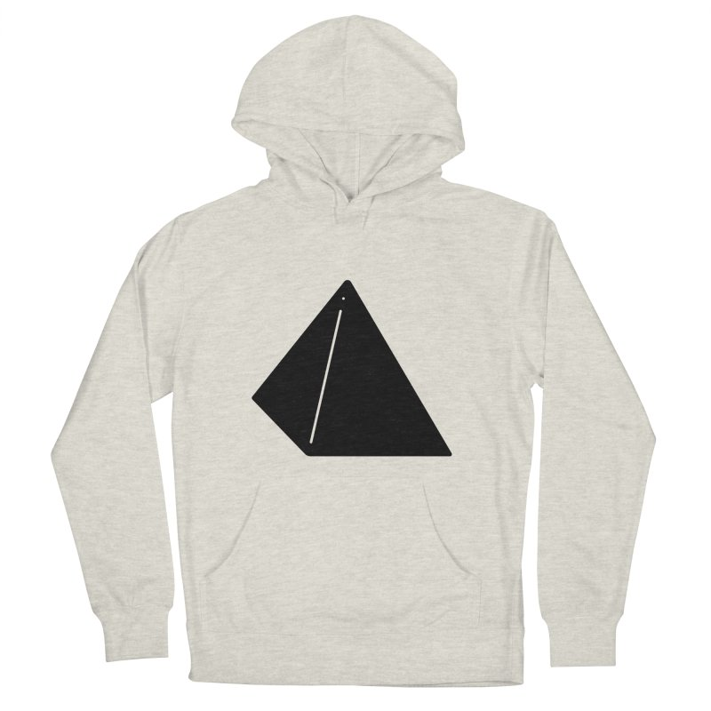 Shapes Pyramid Men's Pullover Hoody by Rickard Arvius