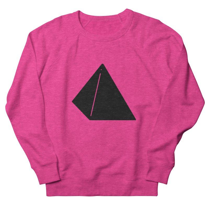 Shapes Pyramid Women's Sweatshirt by Rickard Arvius