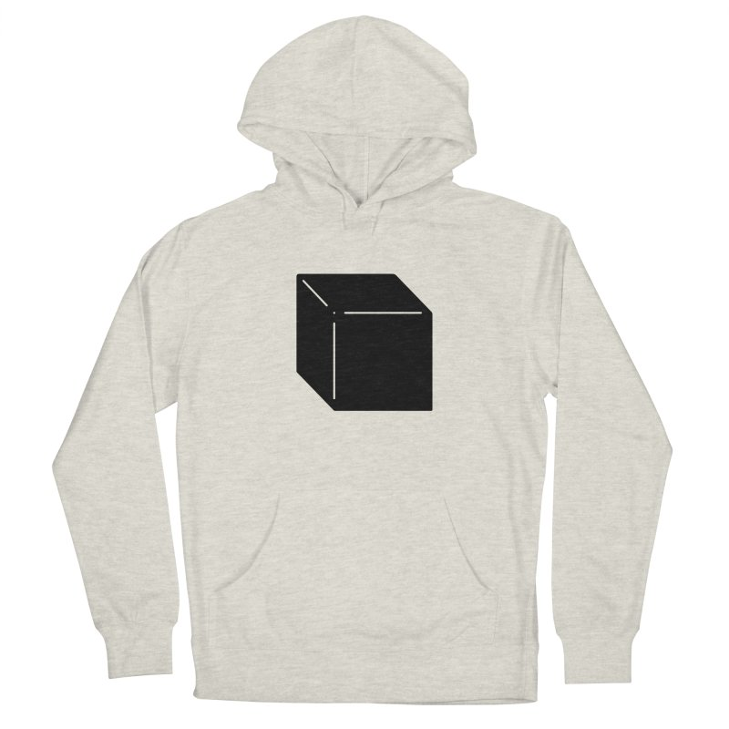 Shapes Cube Men's Pullover Hoody by Rickard Arvius
