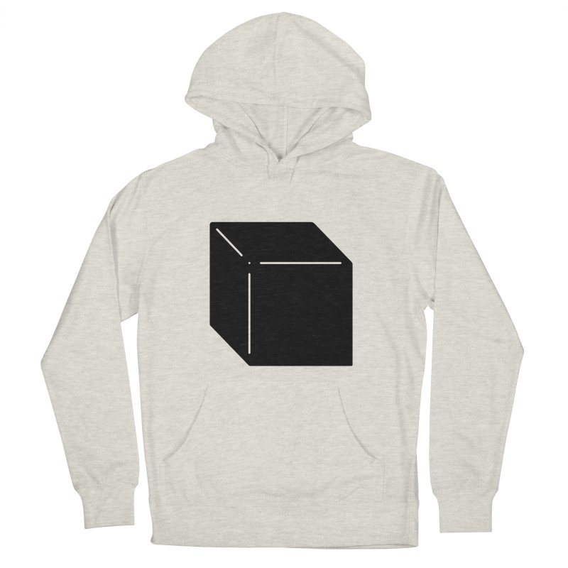 Shapes Cube Women's Pullover Hoody by Rickard Arvius