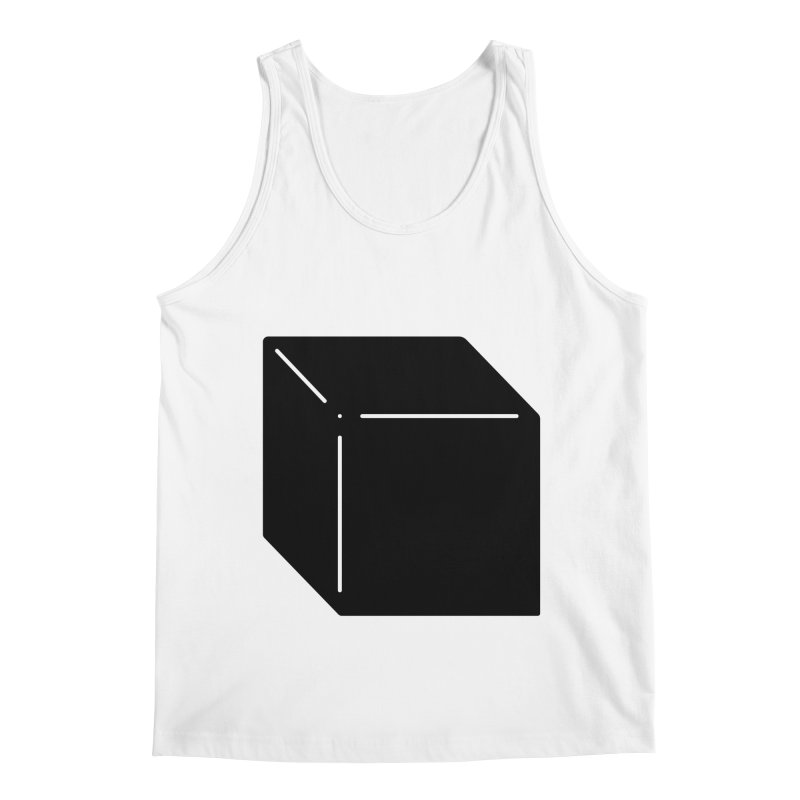 Shapes Cube Men's Tank by Rickard Arvius