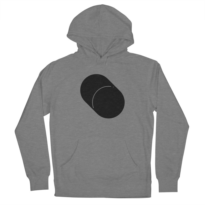 Shapes Cylinder Women's Pullover Hoody by Rickard Arvius