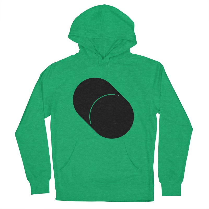 Shapes Cylinder Men's Pullover Hoody by Rickard Arvius