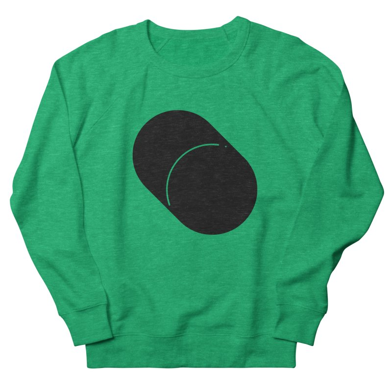 Shapes Cylinder Women's Sweatshirt by Rickard Arvius
