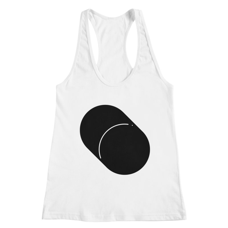Shapes Cylinder Women's Tank by Rickard Arvius