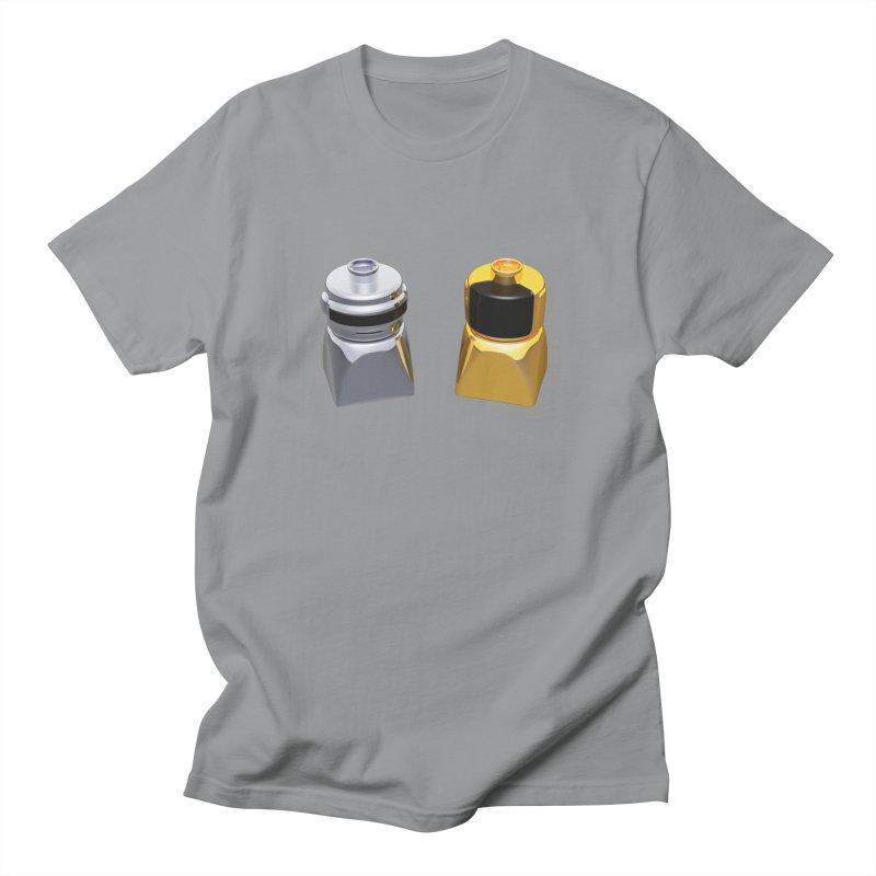 Duplo Daft Punk Men's T-Shirt by Rickard Arvius