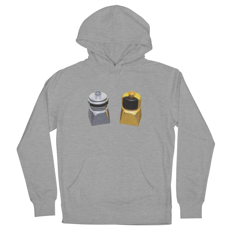Duplo Daft Punk Women's Pullover Hoody by Rickard Arvius