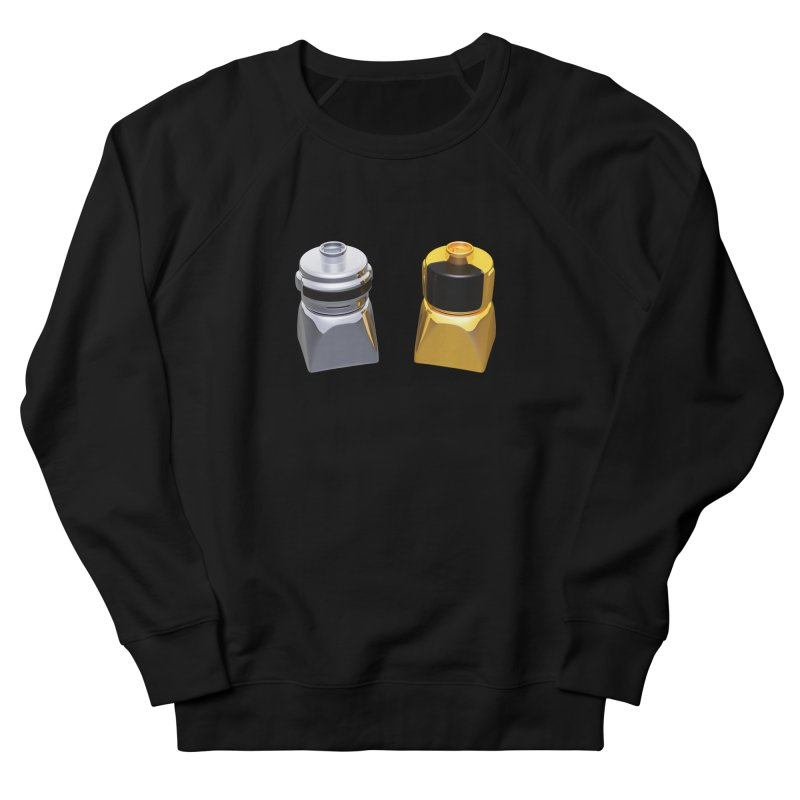 Duplo Daft Punk Men's Sweatshirt by Rickard Arvius