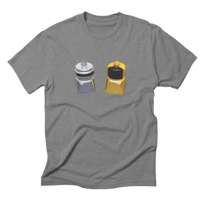 Duplo Daft Punk Men's Triblend T-Shirt by Rickard Arvius