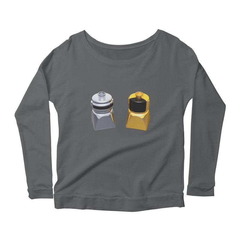 Duplo Daft Punk Women's Longsleeve T-Shirt by Rickard Arvius