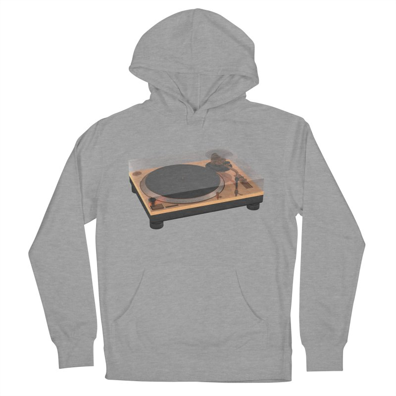 Golden Turntable Men's Pullover Hoody by Rickard Arvius