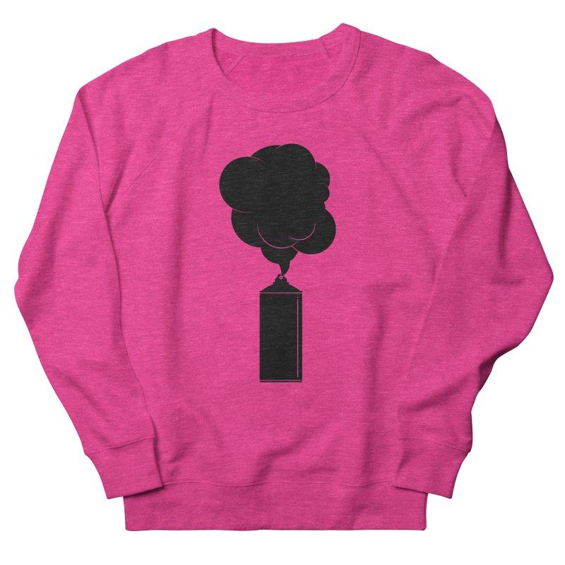 Art Supplies Black Women's Sweatshirt by Rickard Arvius