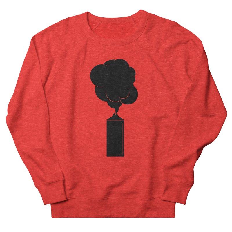 Art Supplies Black Men's Sweatshirt by Rickard Arvius