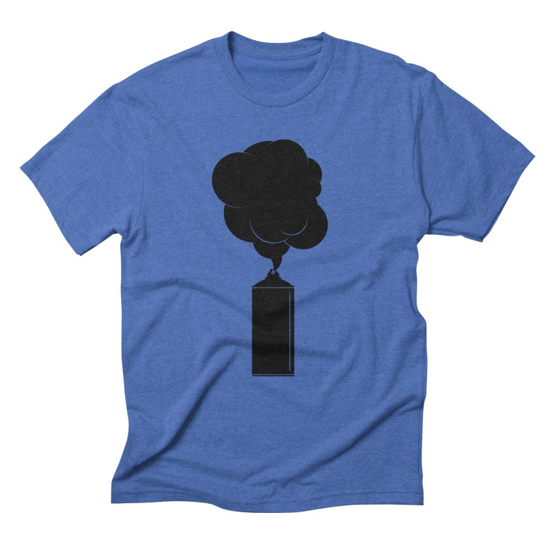 Art Supplies Black Men's Triblend T-Shirt by Rickard Arvius