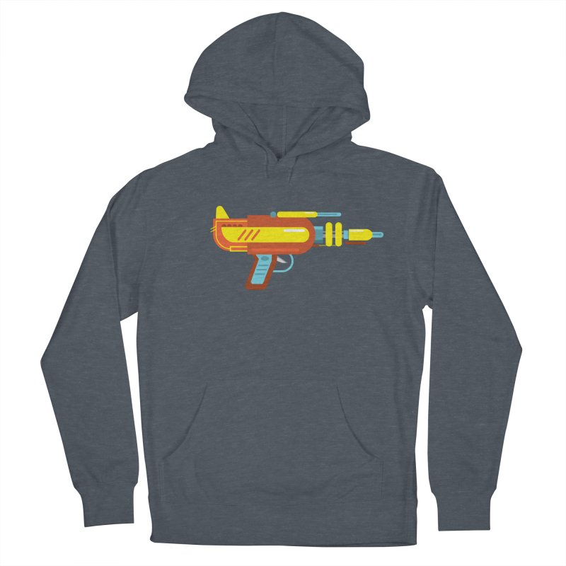 Space Gun One Men's Pullover Hoody by Rick Hill Studio's Artist Shop