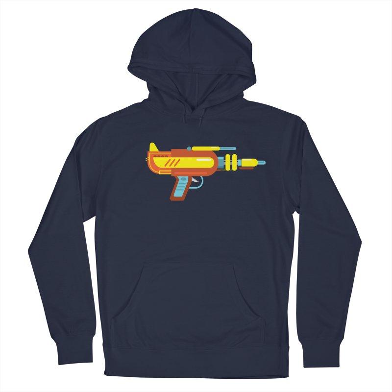 Space Gun One Men's Pullover Hoody by Rick Hill Studio's Artist Shop