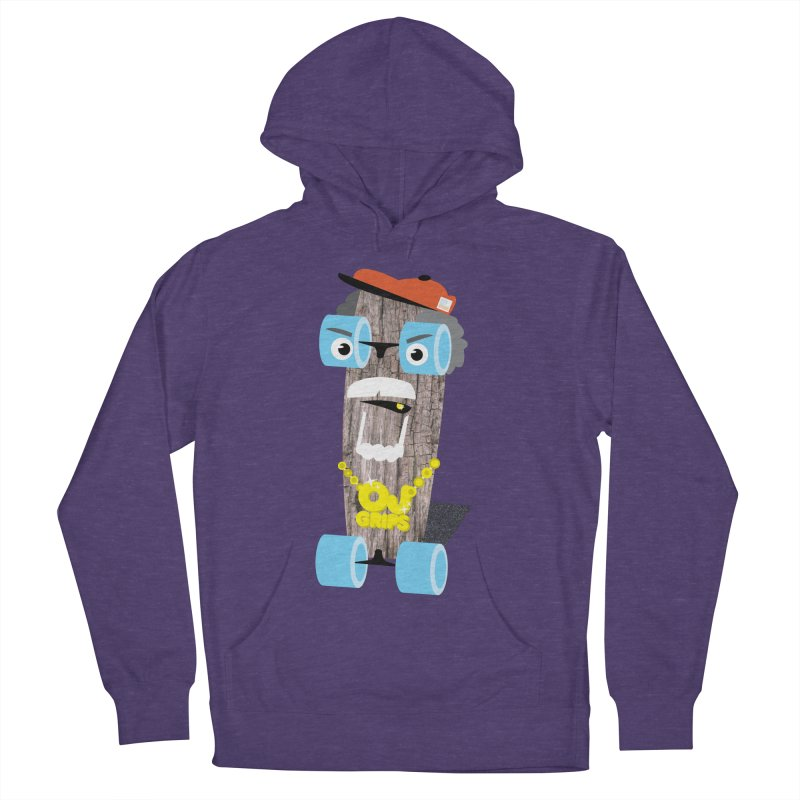 "OJ Grips aka ""Town Legend"" Men's Pullover Hoody by Rick Hill Studio's Artist Shop"